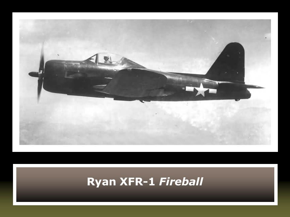 Ryan XFR-1 Fireball