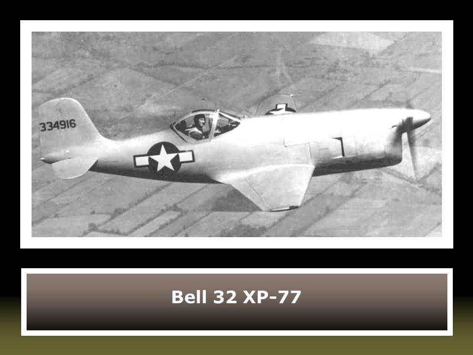 Bell 32 XP-77