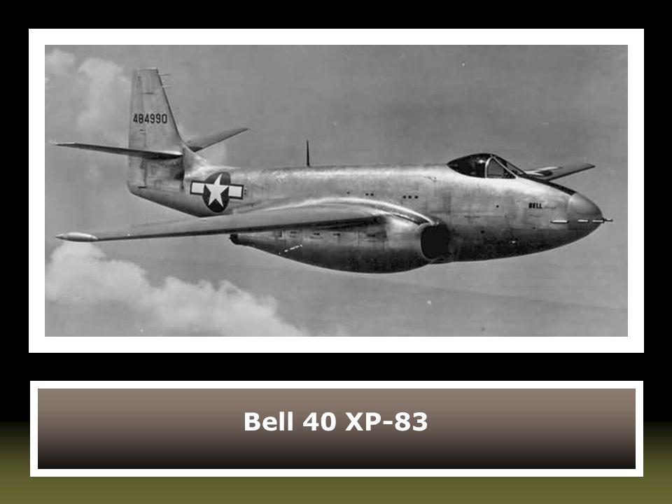Bell 40 XP-83