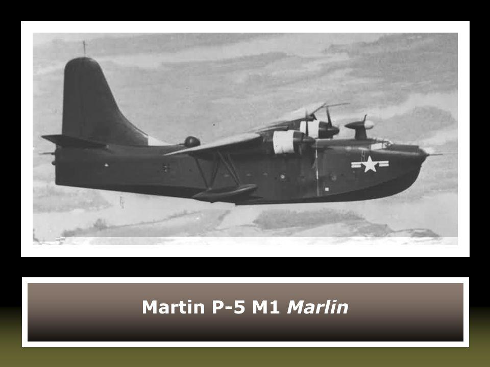Martin P-5 M1 Marlin