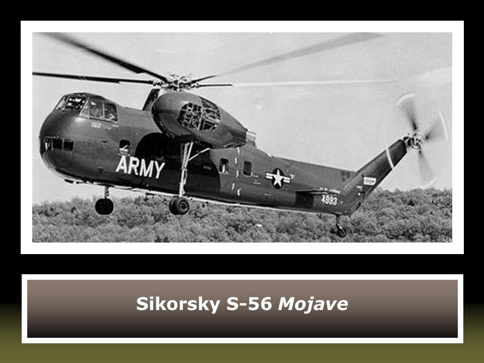 Sikorsky S-56 Mojave