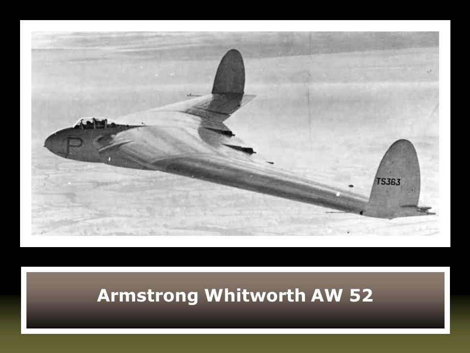 Armstrong Whitworth AW 52