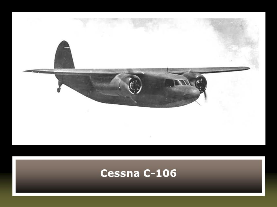 Cessna C-106