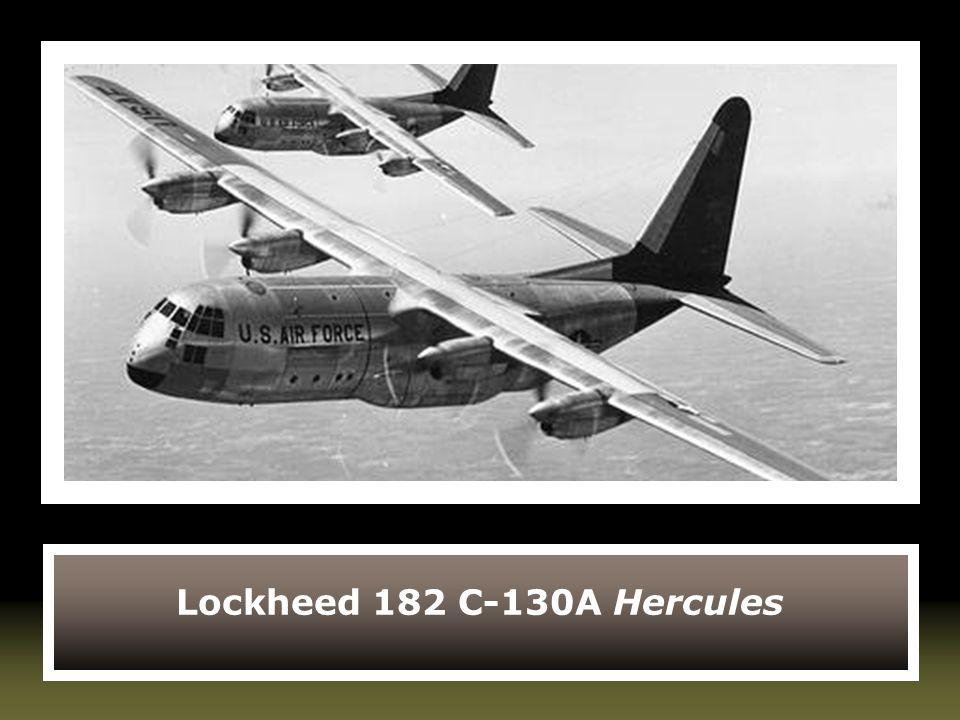 Lockheed 182 C-130A Hercules