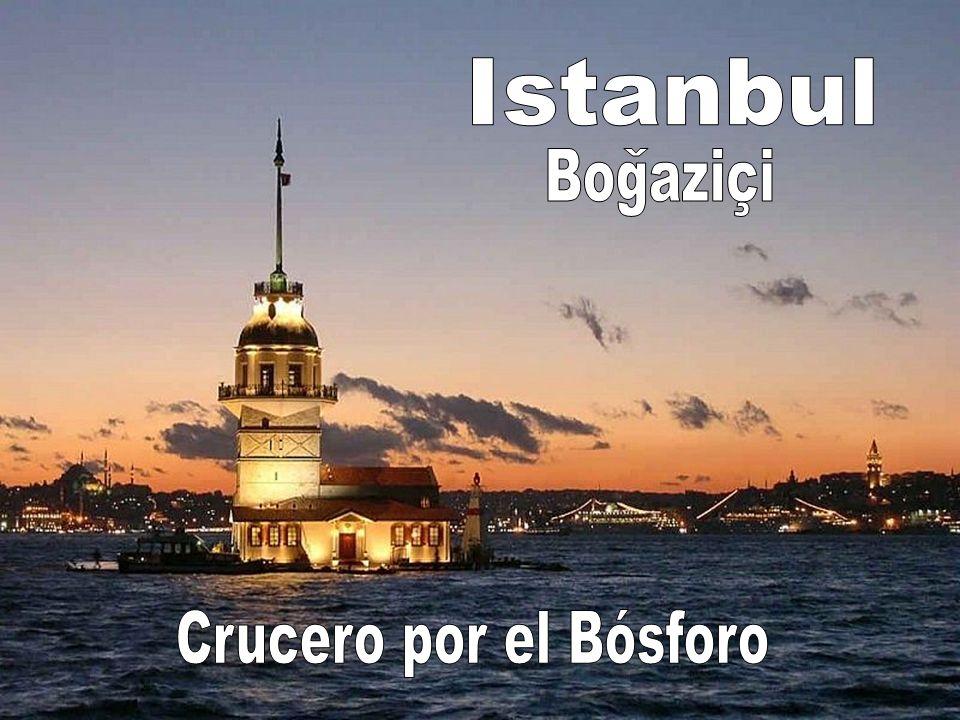 Istanbul Bogaziçi ^ Crucero por el Bósforo