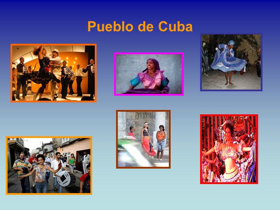 Pueblo de Cuba