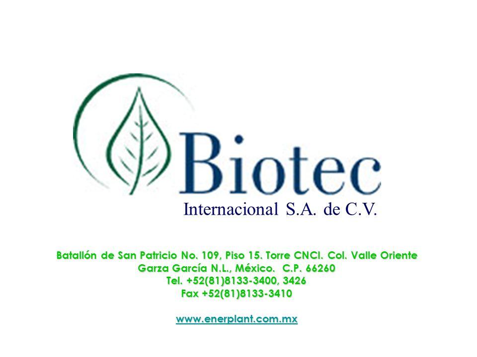 Garza García N.L., México. C.P. 66260