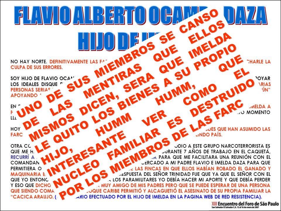 FLAVIO ALBERTO OCAMPO DAZA