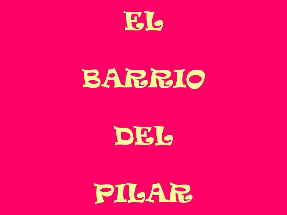 EL BARRIO DEL PILAR