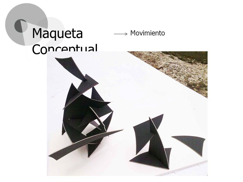 Maqueta Conceptual Movimiento