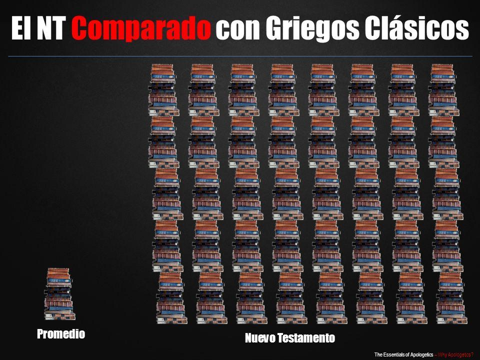 El NT Comparado con Griegos Clásicos