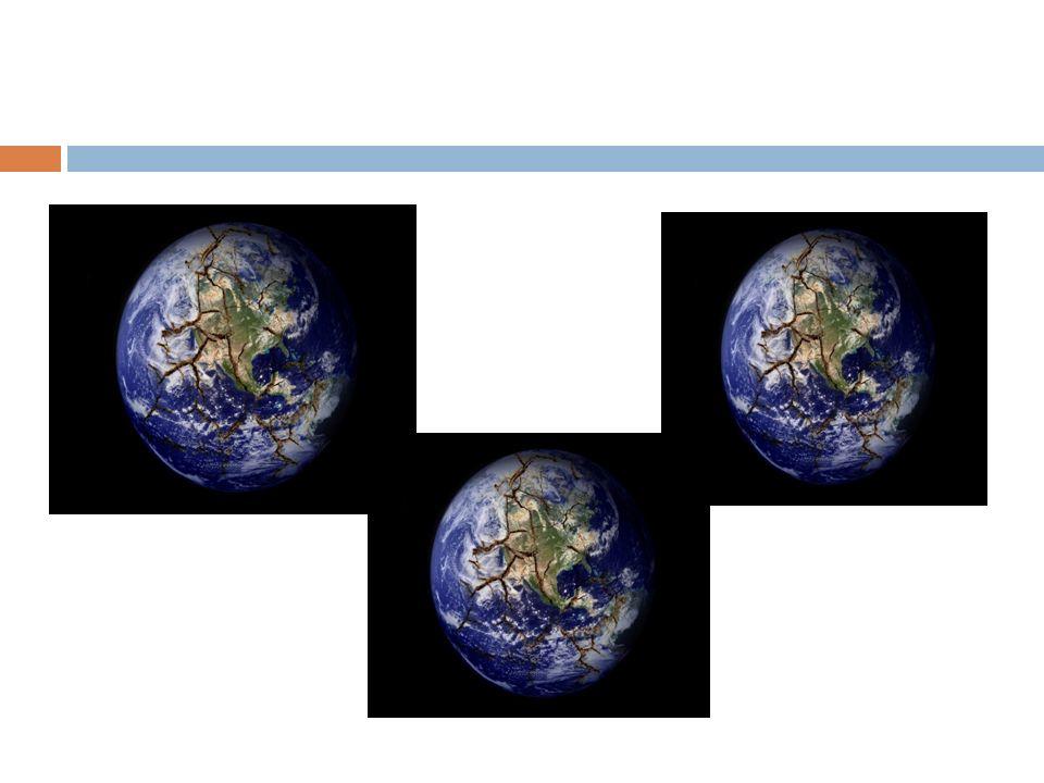 Wackernagel y Rees sugieren que necesitamos tres planetas si todo el mundo viviera bajo el estándar de vida de un norteamericano