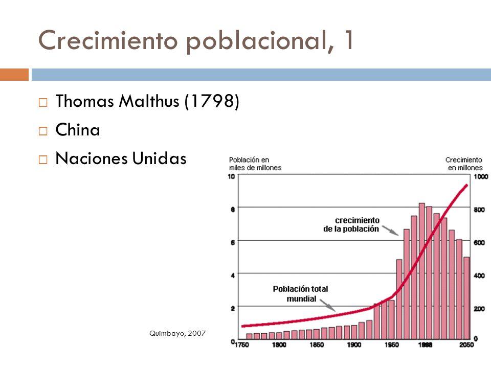 Crecimiento poblacional, 1