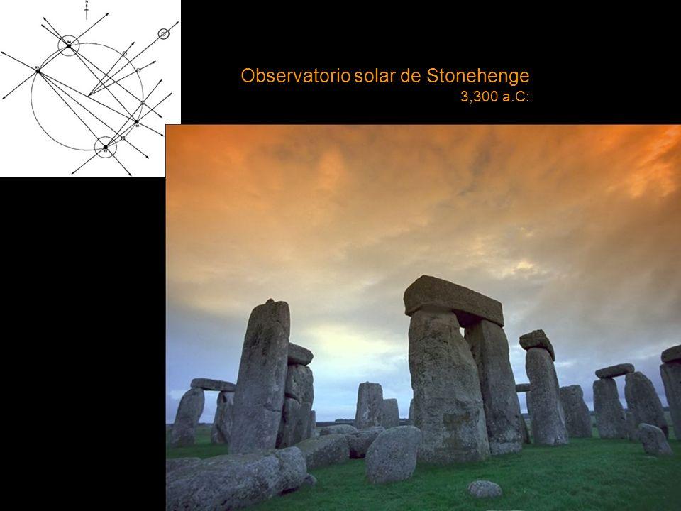 Observatorio solar de Stonehenge