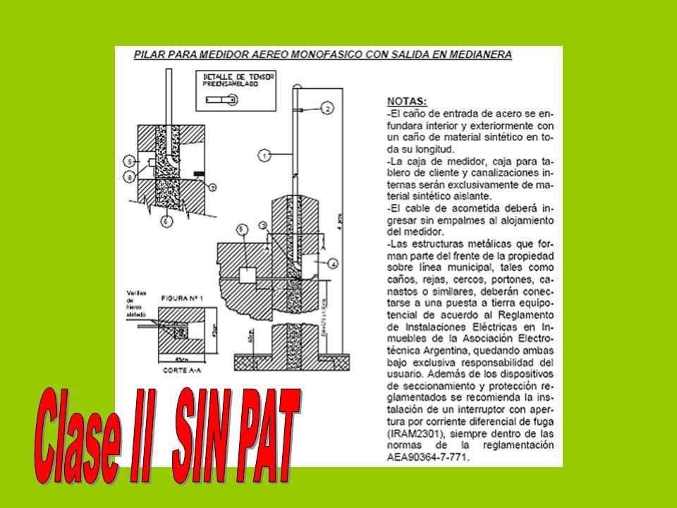 Clase II SIN PAT