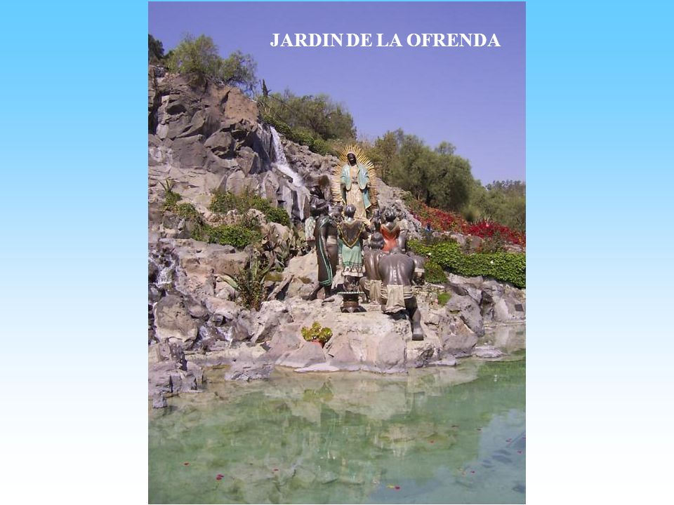 JARDIN DE LA OFRENDA