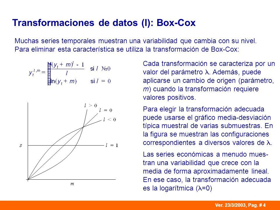 Transformaciones de datos (I): Box-Cox