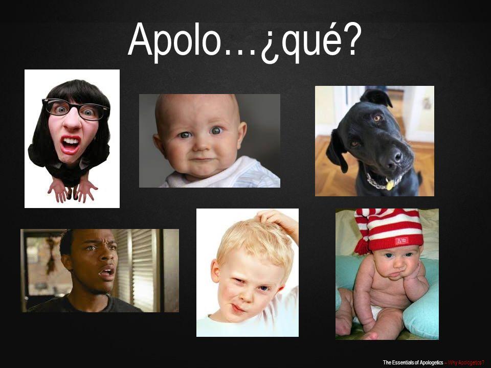 Apolo…¿qué