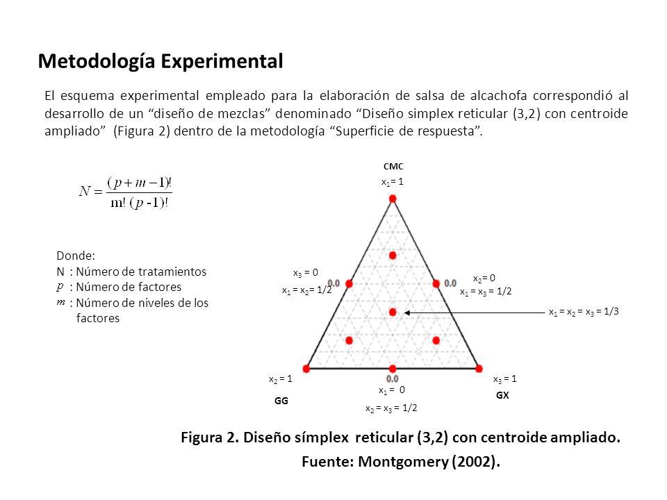 Metodología Experimental