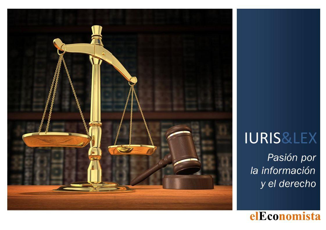 IURIS&LEX Pasión por la información y el derecho elEconomista