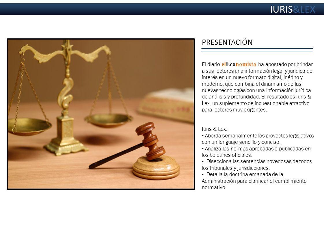 IURIS&LEX PRESENTACIÓN