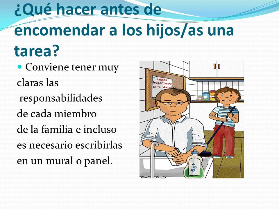 Responsabilidades y encargos de seis a doce a os ppt for Mural una familia chicana