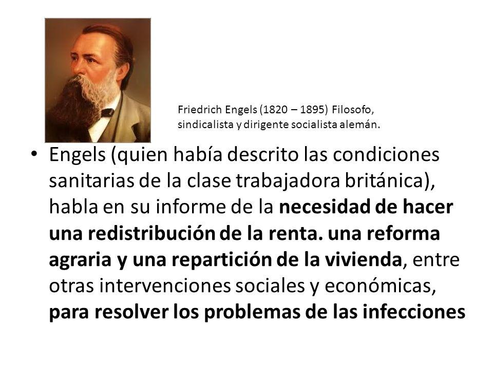 Friedrich Engels (1820 – 1895) Filosofo, sindicalista y dirigente socialista alemán.