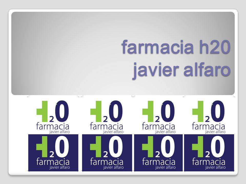farmacia h20 javier alfaro