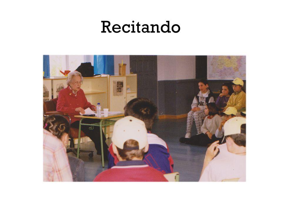 Recitando