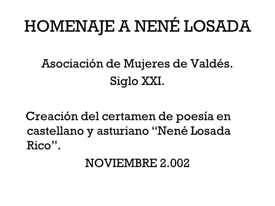 Asociación de Mujeres de Valdés.