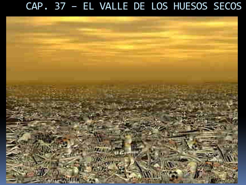 CAP. 37 – EL VALLE DE LOS HUESOS SECOS