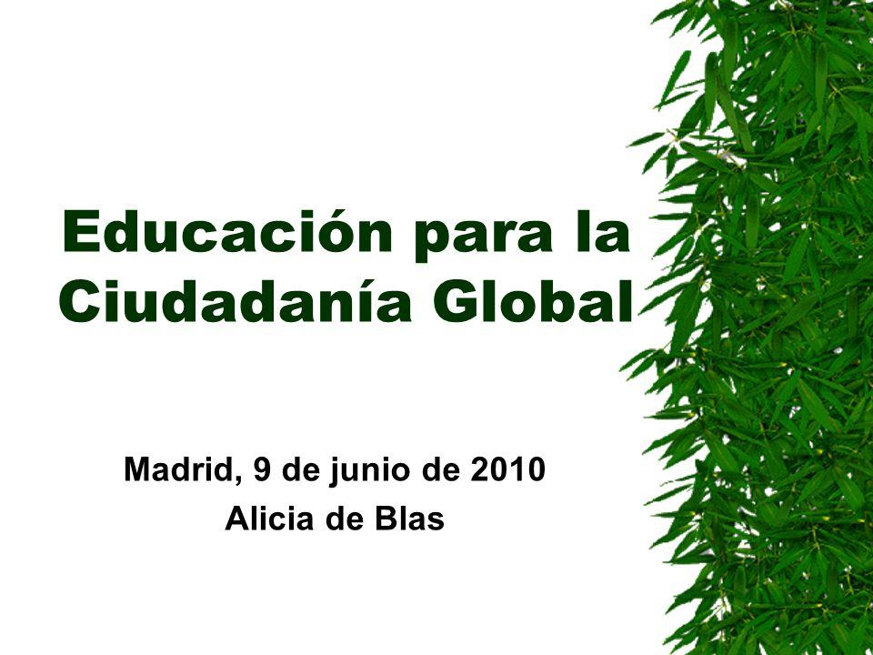 Educación para la Ciudadanía Global