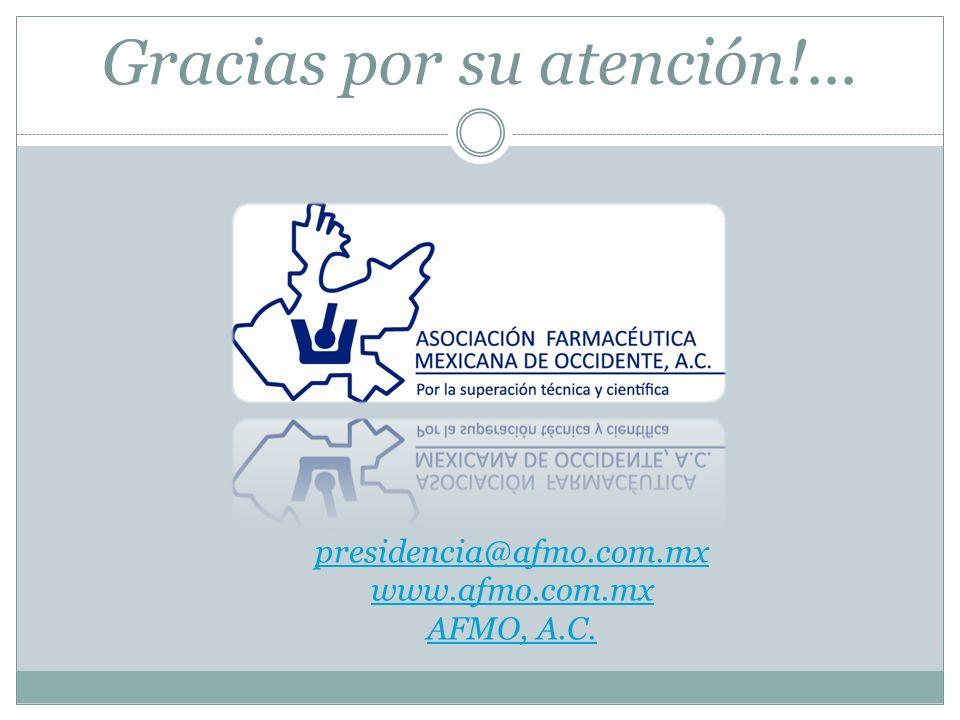 Gracias por su atención!...
