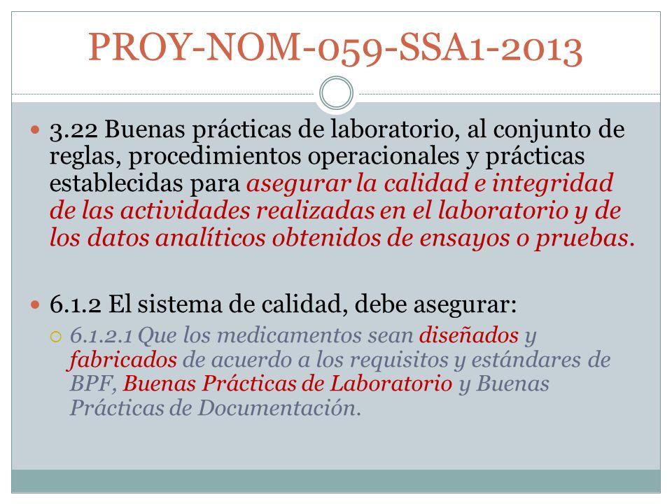 PROY-NOM-059-SSA1-2013