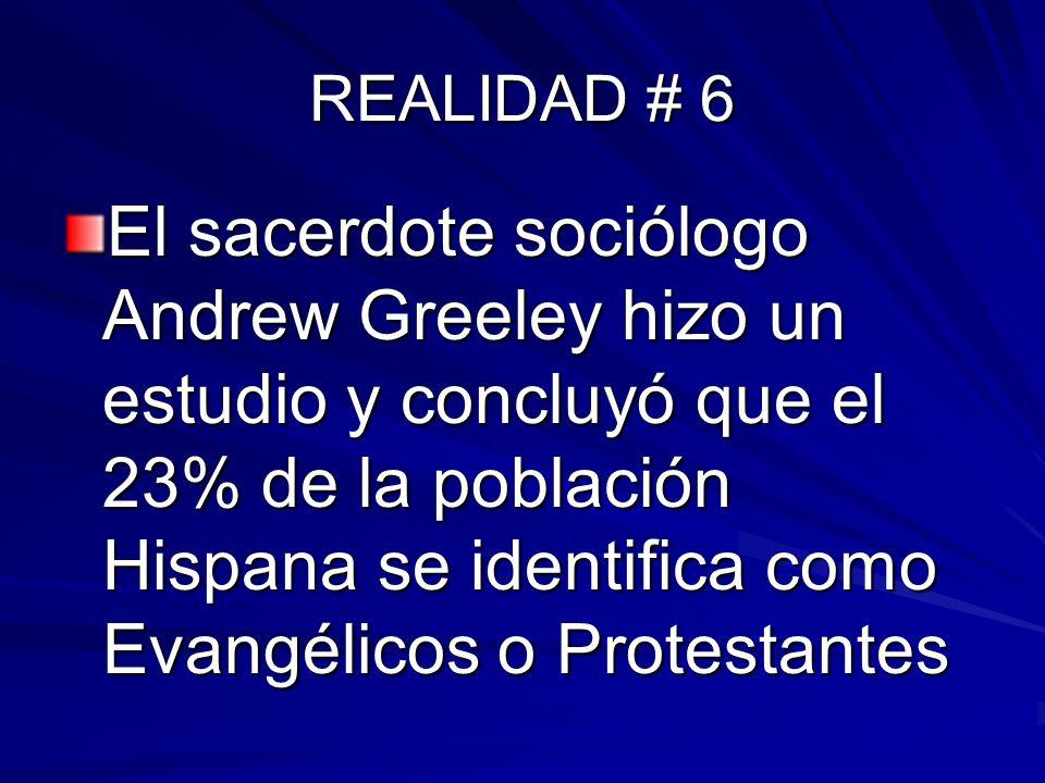 REALIDAD # 6