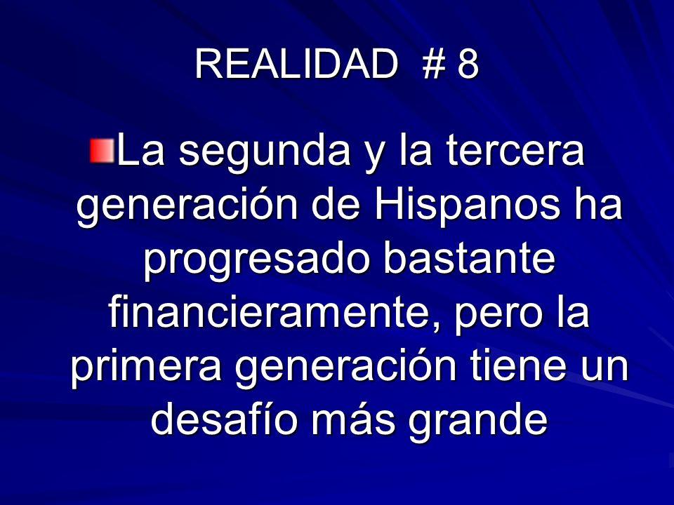 REALIDAD # 8