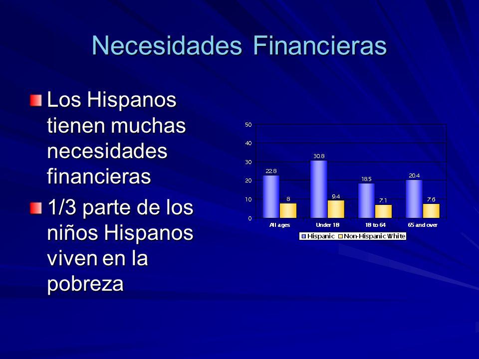 Necesidades Financieras