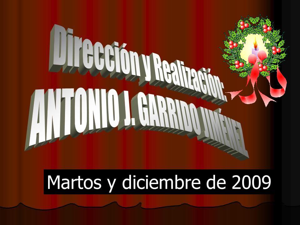 Martos y diciembre de 2009