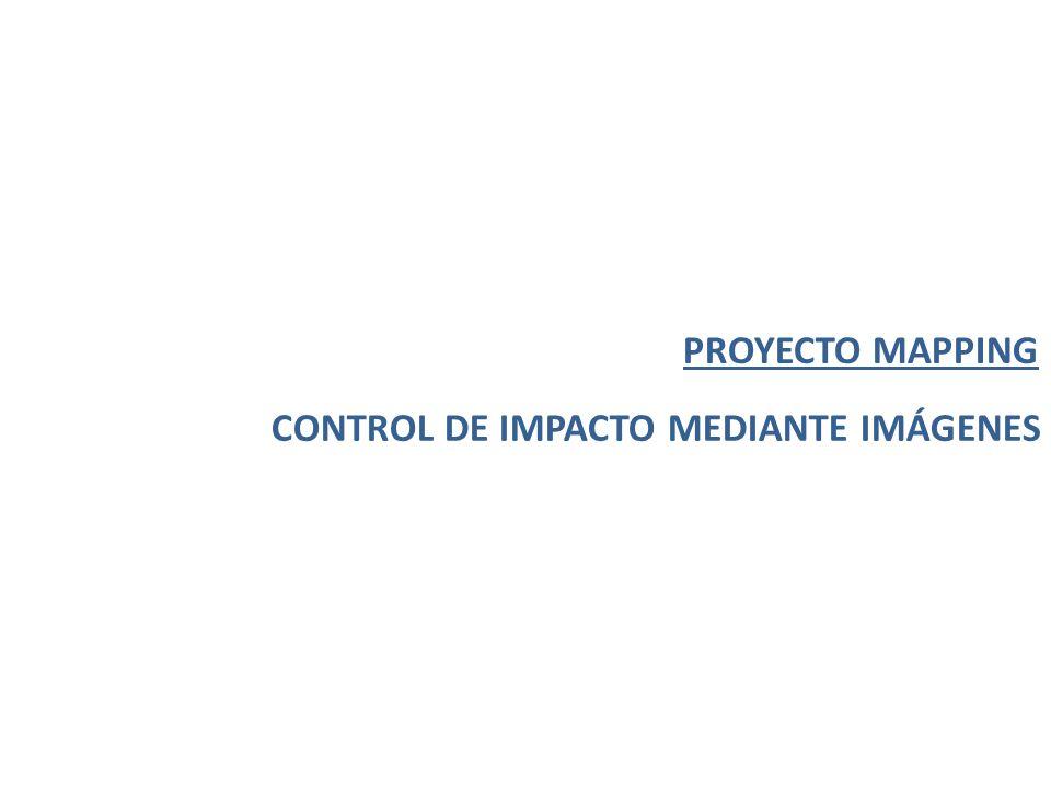 CONTROL DE IMPACTO MEDIANTE IMÁGENES