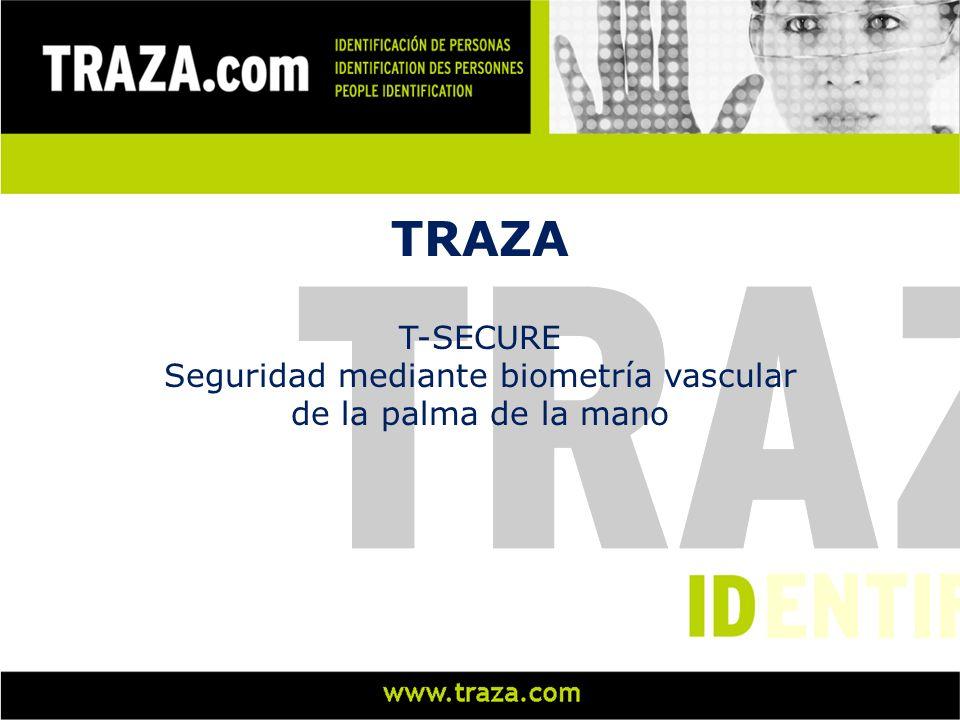 Seguridad mediante biometría vascular