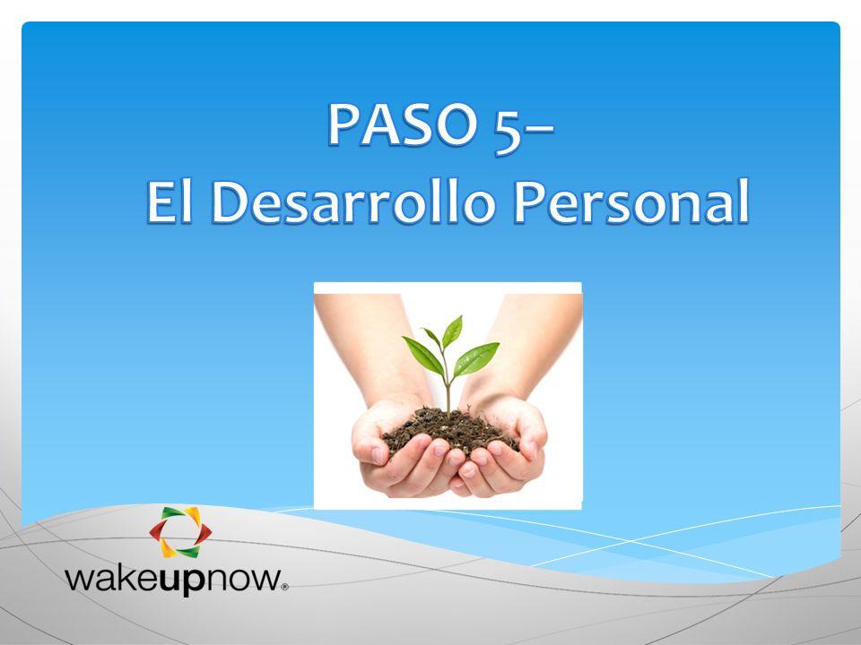 El Desarrollo Personal