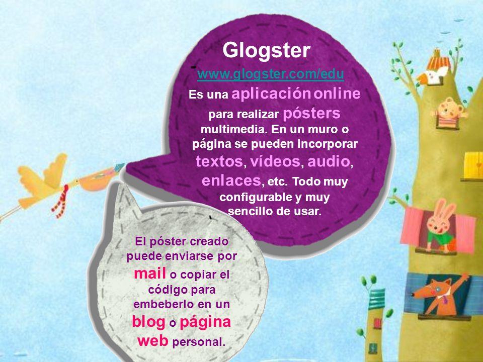 Glogster www.glogster.com/edu