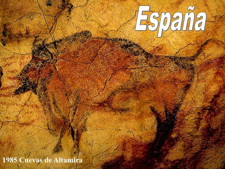 España 1985 Cuevas de Altamira