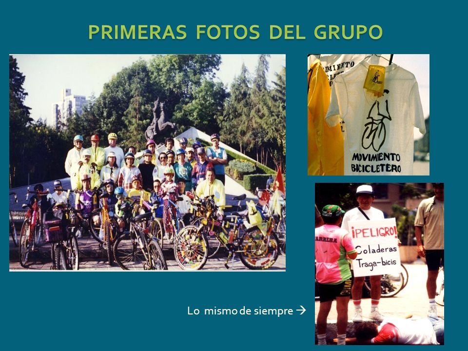 PRIMERAS FOTOS DEL GRUPO