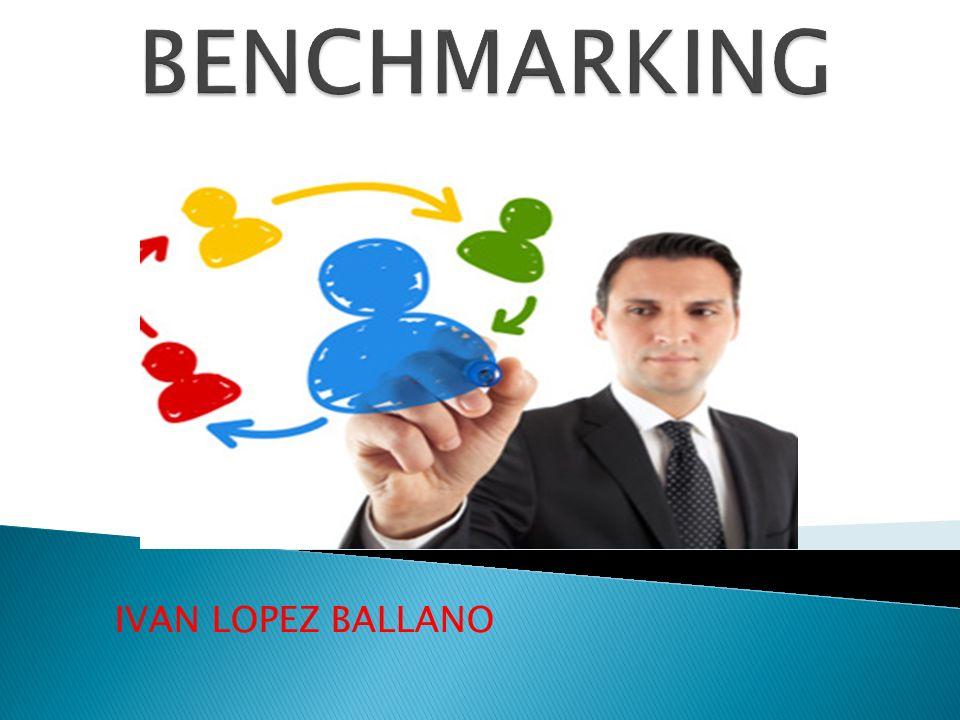 BENCHMARKING IVAN LOPEZ BALLANO