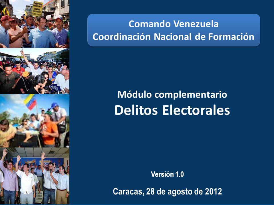 Coordinación Nacional de Formación Módulo complementario