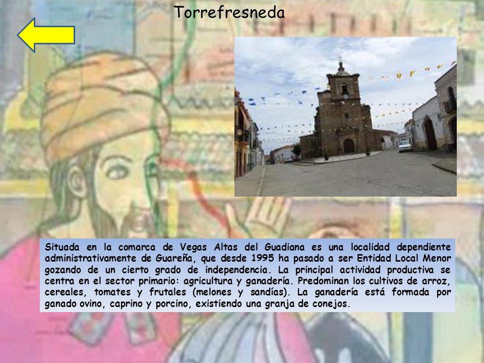 Torrefresneda