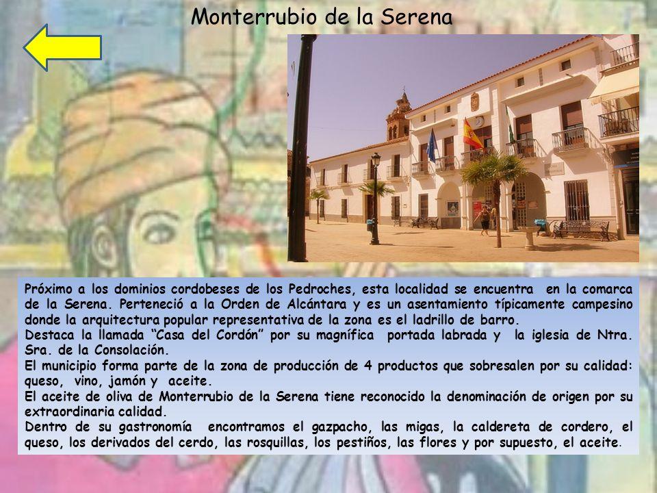 Monterrubio de la Serena