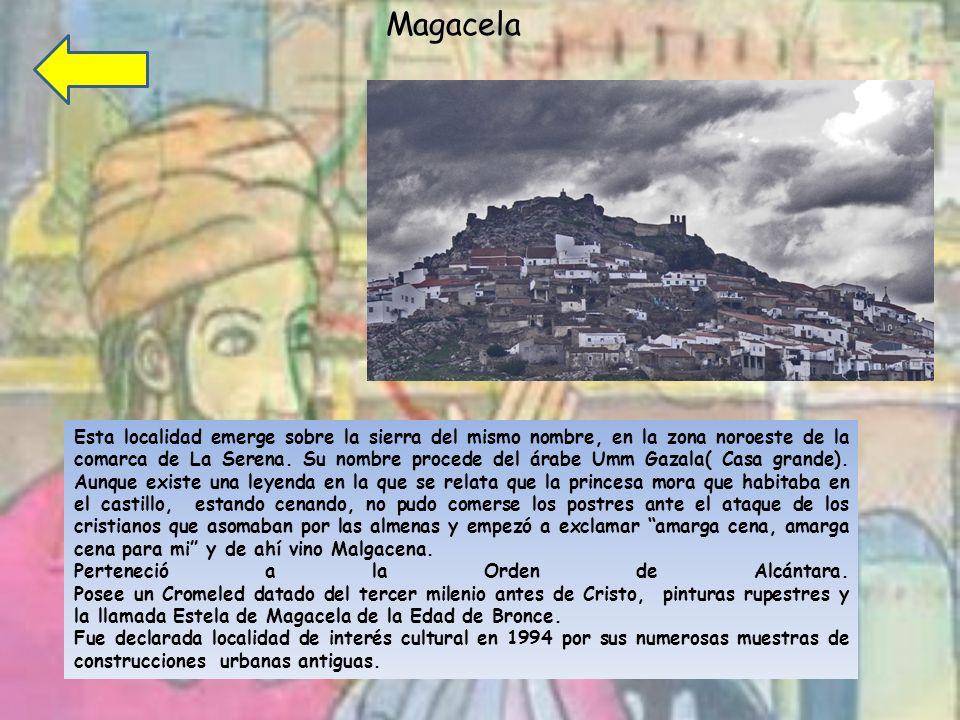 Magacela