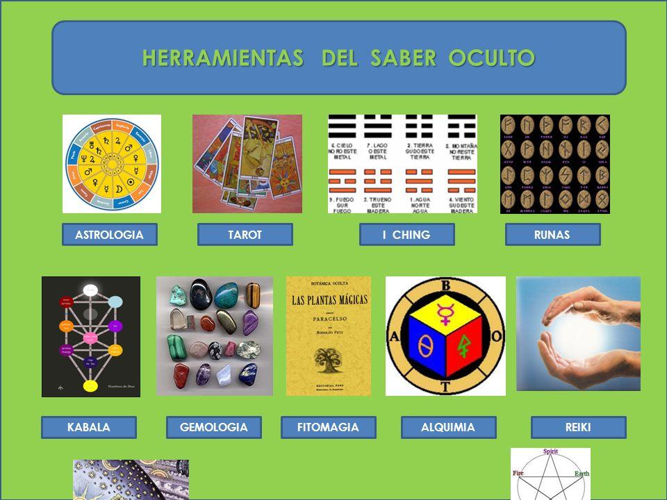 HERRAMIENTAS DEL SABER OCULTO